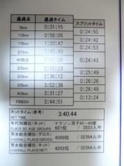 磯部弘 公式ブログ/東京マラソン 画像3