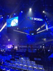磯部弘 公式ブログ/ボクシング世界タイトルマッチの会場にいます 画像1
