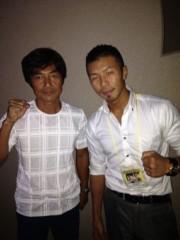 磯部弘 公式ブログ/村田選手と井上選手 画像2
