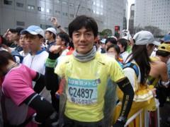 磯部弘 公式ブログ/東京マラソンを観よう 画像1