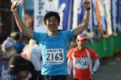 磯部弘 公式ブログ/第3回大阪マラソン・ゼッケンナンバー 画像1