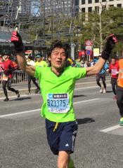 磯部弘 公式ブログ/東京マラソンご報告 画像1