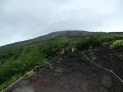 磯部弘 公式ブログ/富士登山Part1 画像2