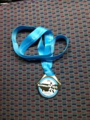 磯部弘 公式ブログ/サロマ湖100キロ完走しました! 画像1