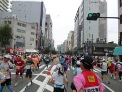 磯部弘 公式ブログ/第1回大阪マラソン 画像2
