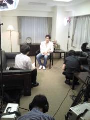 清水宏次朗 公式ブログ/取材 画像1