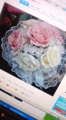 河井夕菜 公式ブログ/薔薇×ケーキ×ピンク×花  可愛いものつめこんだ♪ 画像2