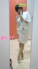河井夕菜 公式ブログ/白スーツだぜ!(`▽´) 画像1