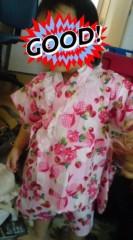 河井夕菜 公式ブログ/レトロファッション♪浴衣♪ 幼なじみとお茶〜ヽ(´ー`)ノ♪ 画像3