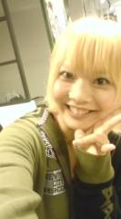 河井夕菜 公式ブログ/ヘアメイクさんに変身させて頂いたよ〜( ̄▽ ̄)♪ 画像3