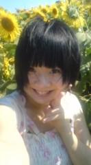 河井夕菜 公式ブログ/黄色い絨毯!( ̄□ ̄;)!!向日葵まつりに行ってきました〜(*´∇ 画像2