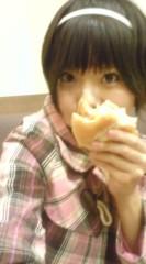 河井夕菜 公式ブログ/友達にバッタリ〜♪(´Д`)♪  すき家のマグロ丼♪梅マヨハンバ 画像3