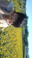 河井夕菜 公式ブログ/黄色い絨毯!( ̄□ ̄;)!!向日葵まつりに行ってきました〜(*´∇ 画像1