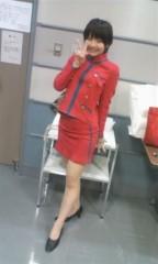 河井夕菜 公式ブログ/金スマ〜  赤服〜♪(°□°;)べっぴんさん達と☆ 画像1
