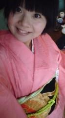 河井夕菜 公式ブログ/お宮参りに行ってきました。お着物きたよ〜 画像2