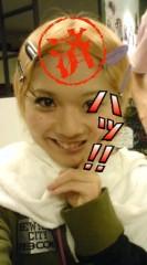 河井夕菜 公式ブログ/ヘアメイクさんに変身させて頂いたよ〜( ̄▽ ̄)♪ 画像2