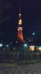 河井夕菜 公式ブログ/カプセルホテル★♪に宿泊画像♪(^o^)東京タワーはハート 画像3