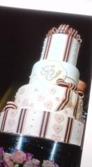 河井夕菜 公式ブログ/薔薇×ケーキ×ピンク×花  可愛いものつめこんだ♪ 画像1