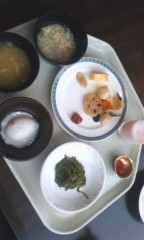 河井夕菜 公式ブログ/朝食バイキング〜( ̄○ ̄;) 和&洋で2杯食べた〜 画像3