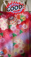 河井夕菜 公式ブログ/お宮参りに行ってきました。お着物きたよ〜 画像1