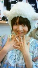 河井夕菜 公式ブログ/岩手 なう( ̄○ ̄;)☆ 羊になりましたω 画像1