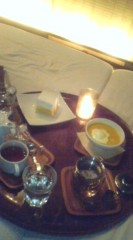 河井夕菜 公式ブログ/ベッドで眠れるカフェ★ 画像3