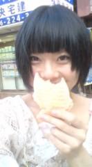 河井夕菜 公式ブログ/ピンクのたい焼き♪いちごミルク! 画像1