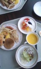 河井夕菜 公式ブログ/朝食バイキング〜( ̄○ ̄;) 和&洋で2杯食べた〜 画像2