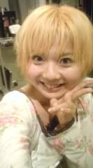 河井夕菜 公式ブログ/金髪にしたぁ〜♪♪(´Д`) 画像2
