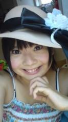 河井夕菜 公式ブログ/レトロファッション♪浴衣♪ 幼なじみとお茶〜ヽ(´ー`)ノ♪ 画像1