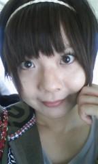 河井夕菜 公式ブログ/撮影のため黒髪もどし〜! 画像1
