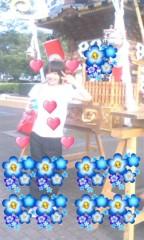 河井夕菜 公式ブログ/地元のお祭り♪御輿ω! 画像1