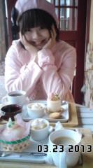 河井夕菜 公式ブログ/お花見 〜♪ ケーキカフェ♪(^o^) 画像3
