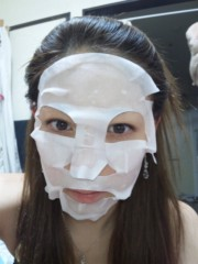 白熊凌子(R JEWEL GIRLS) 公式ブログ/パック(´・ω・`) 画像1