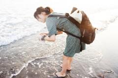 梓未來 公式ブログ/みくと2人で海にいくと 画像3