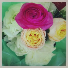 梓未來 公式ブログ/お花を摘んで 画像1