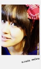 梓未來 公式ブログ/お蕎麦♪ 画像1