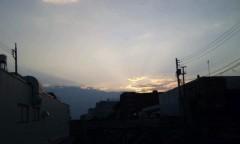 梓未來 公式ブログ/秋そら 画像1