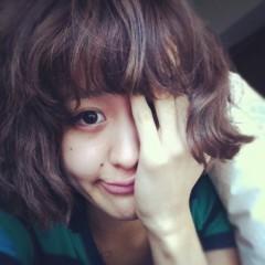 梓未來 公式ブログ/前髪 画像1