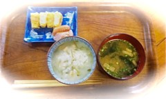 梓未來 公式ブログ/朝ご飯 画像1