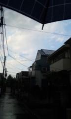 梓未來 公式ブログ/お天気雨 画像2