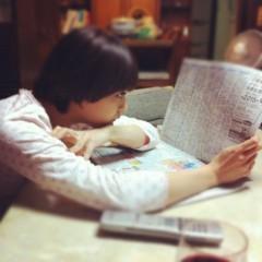 梓未來 公式ブログ/家の姿(笑) 画像2