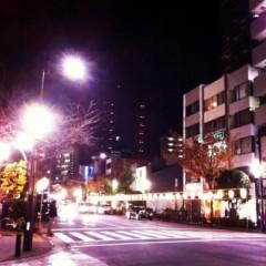 梓未來 公式ブログ/下町イルミネーション 画像1