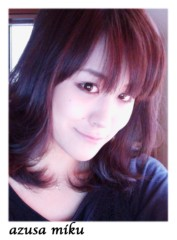 梓未來 公式ブログ/こんにちは☆ 画像3