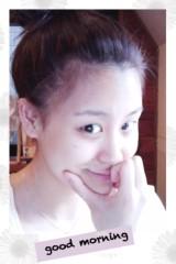 梓未來 公式ブログ/おはよー♪ 画像1