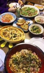 梓未來 公式ブログ/アズサ家の夕飯 画像1