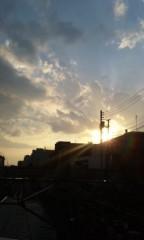 梓未來 公式ブログ/お天気雨 画像1