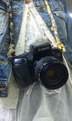 梓未來 公式ブログ/カメラを持って 画像1