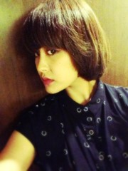 梓未來 公式ブログ/髪型 画像2