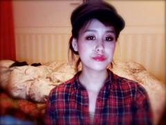 梓未來 公式ブログ/赤い口紅 画像1